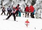 Start beim Abschlußrennen der Winterfreizeit 2015